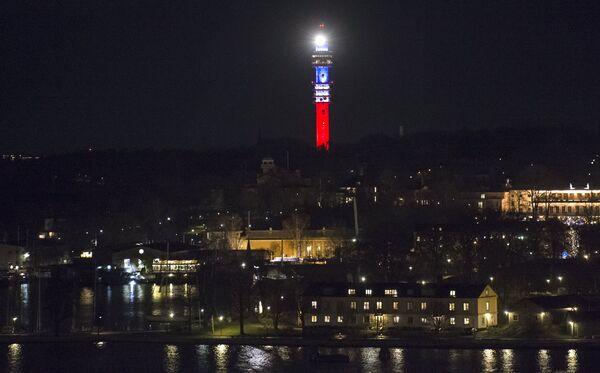 La Kaknäs tower di Stoccolma, Svezia. - Sputnik Italia