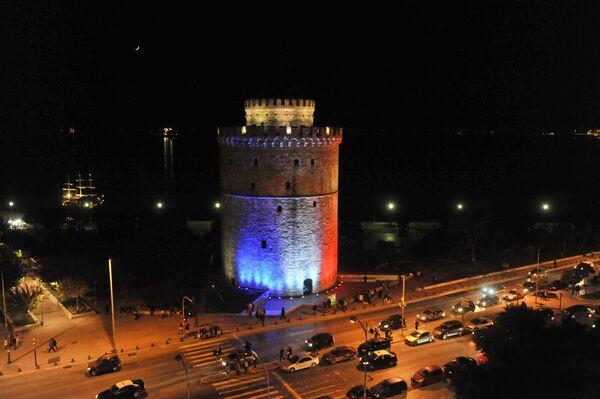 La Torre Bianca di Salonicco, Grecia. - Sputnik Italia