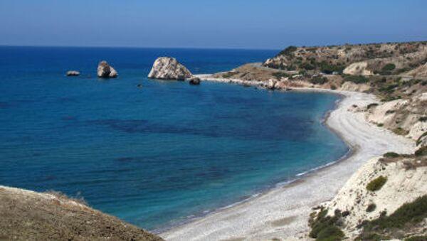 Un golfo del Mar Mediterraneo nei pressi del Cipro - Sputnik Italia