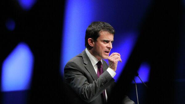 Manuel Valls - Sputnik Italia