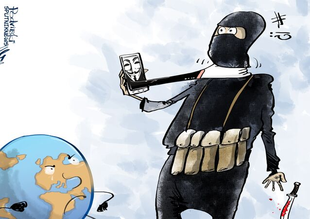Anonymous dichiara guerra all'ISIS