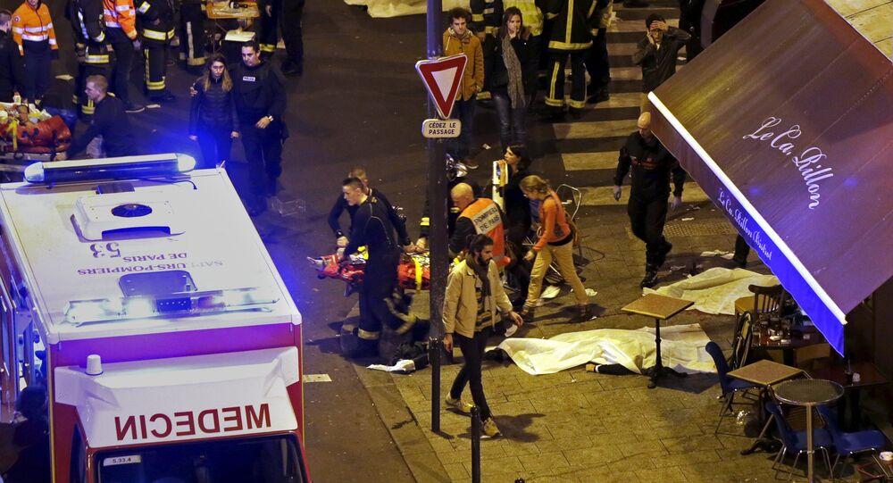 Vittime della strage del 13 novembre a Parigi (foto d'archivio)