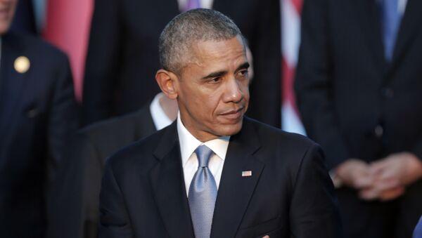 Barack Obama al G20 di Antalya, Turchia - Sputnik Italia