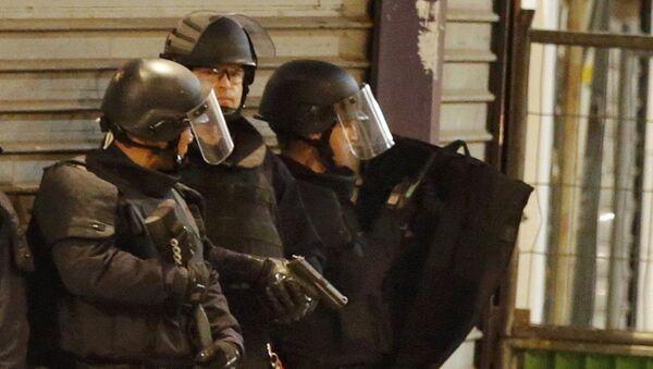 Forze speciali della polizia francese - Sputnik Italia