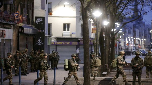 Operazione anti-terrorismo a Saint-Denis - Sputnik Italia