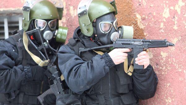 Forze speciali antiterrorismo - Sputnik Italia