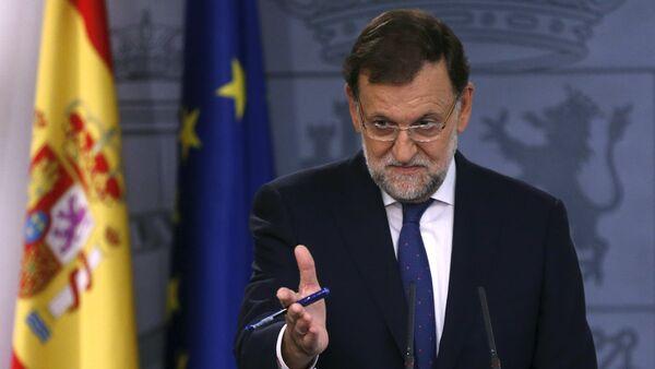 Mariano Rajoy - Sputnik Italia