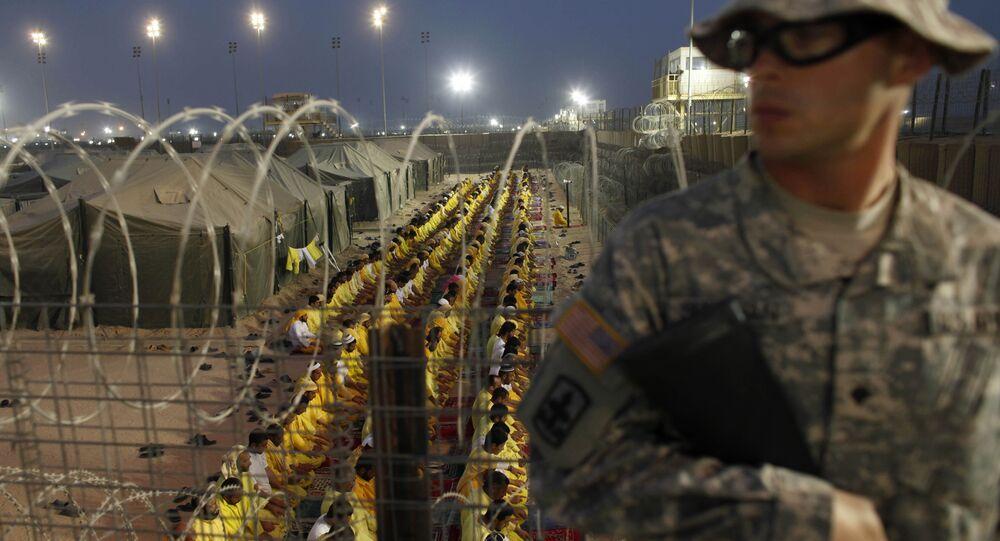 Soldato americano in Iraq (foto d'archivio)
