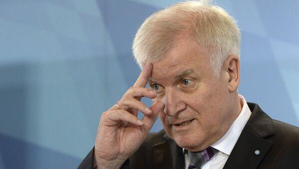 Governatore della Baveria Horst Seehofer - Sputnik Italia