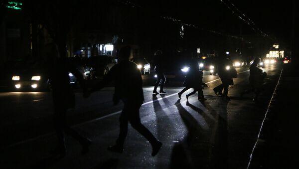 Blackout a Simferopoli, Crimea - Sputnik Italia