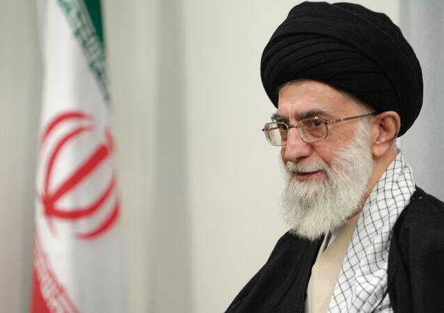 Ayatollah Ali Khamenei, guida suprema dell'Iran