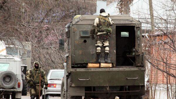 Operazione speciale antiterrorismo a Nalchik - Sputnik Italia