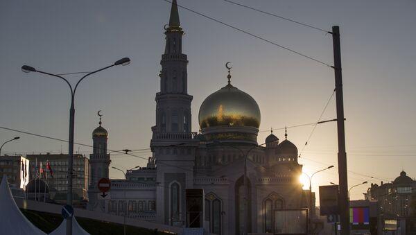 La Moschea di Mosca - Sputnik Italia