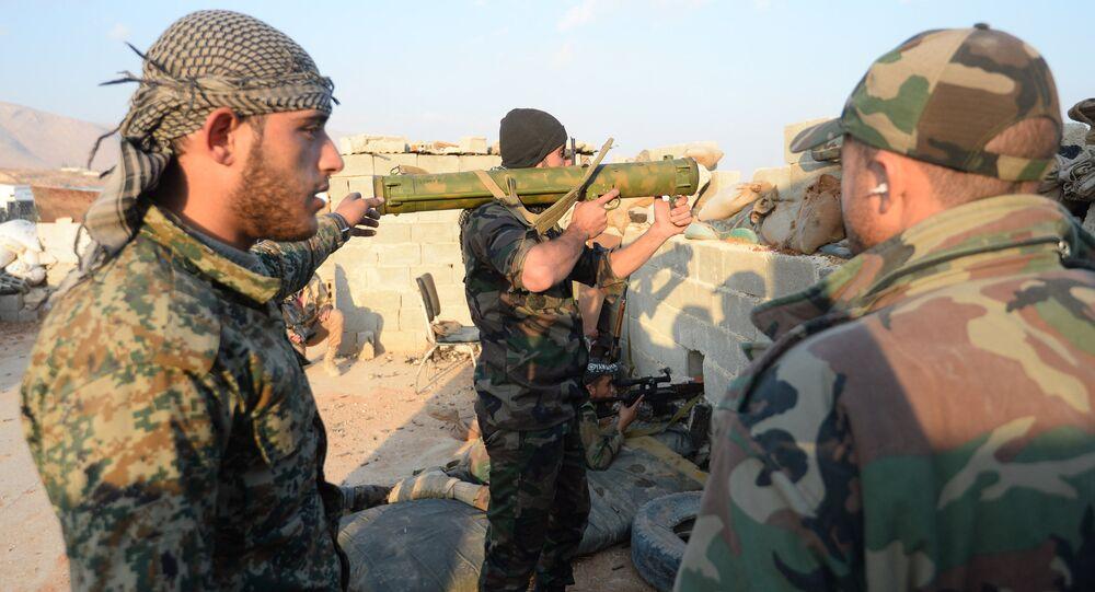 Esercito siriano di Assad
