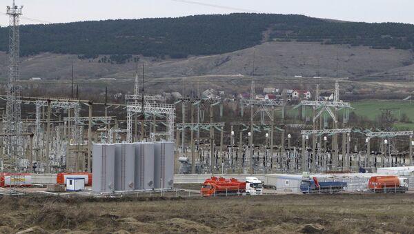 Centrali elettriche in Crimea - Sputnik Italia