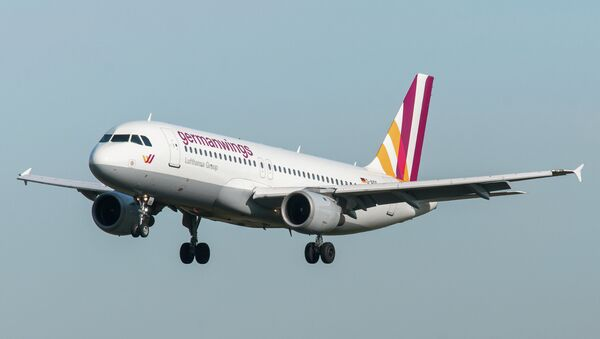 Germanwings, Airbus A320 - Sputnik Italia