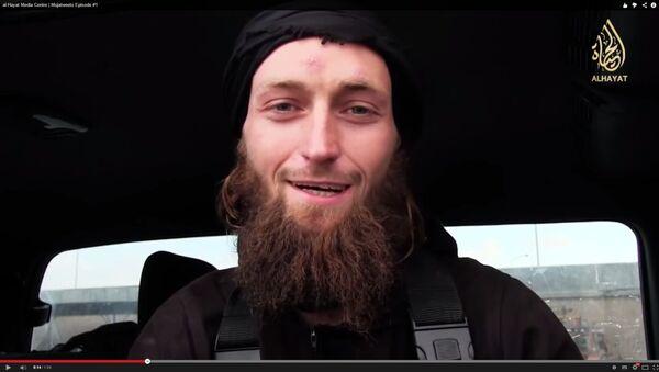 ISIS fighter - Sputnik Italia