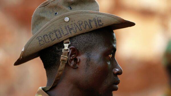 Il miliziano di Boko Haram - Sputnik Italia