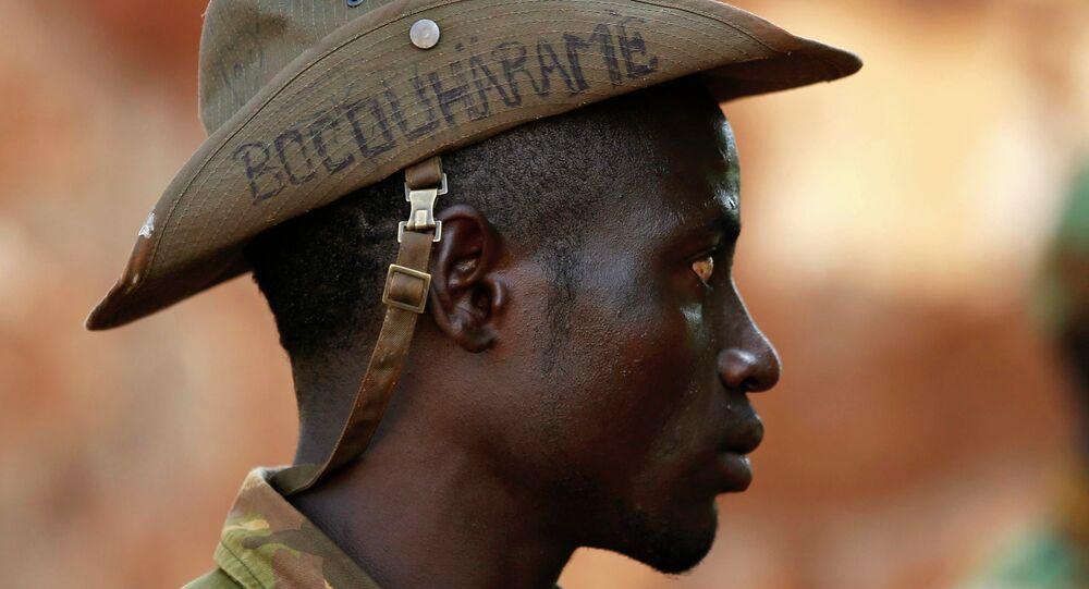 Il miliziano di Boko Haram