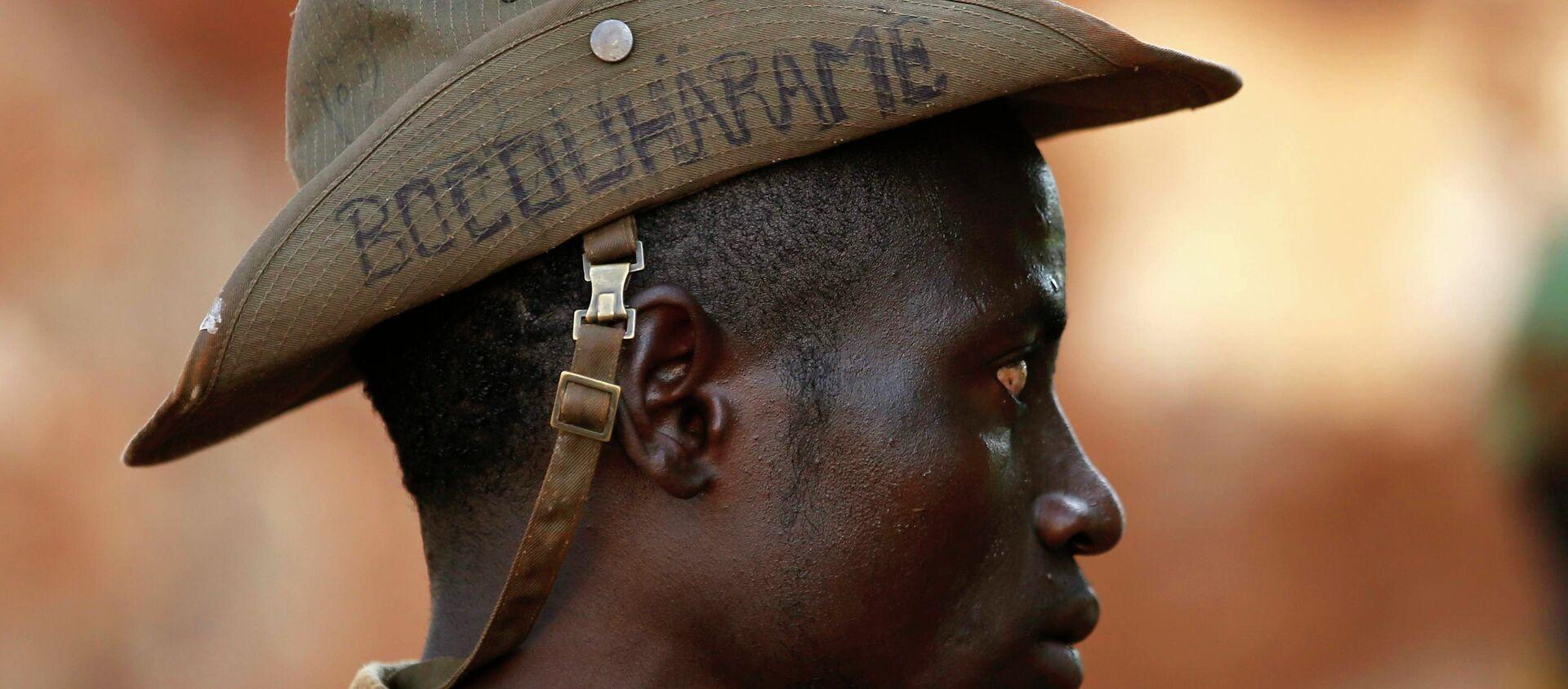 Il miliziano di Boko Haram - Sputnik Italia, 1920, 25.12.2020