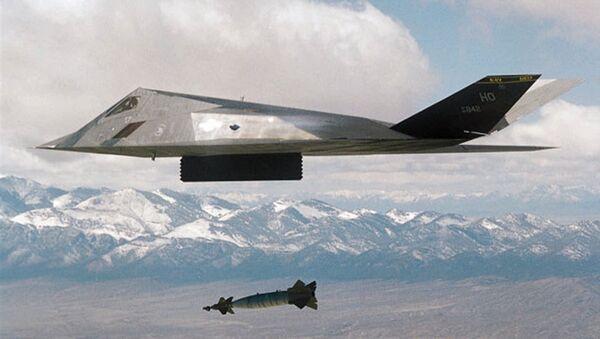 F-117 - Sputnik Italia