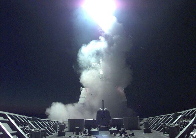Un missile da crociera