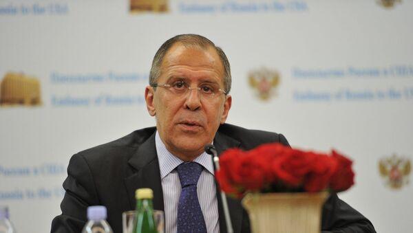 Russian Foreign Minister Sergey Lavrov - Sputnik Italia