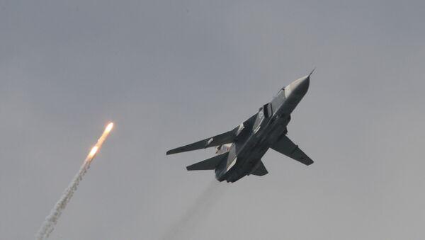 Su-24m bomber - Sputnik Italia