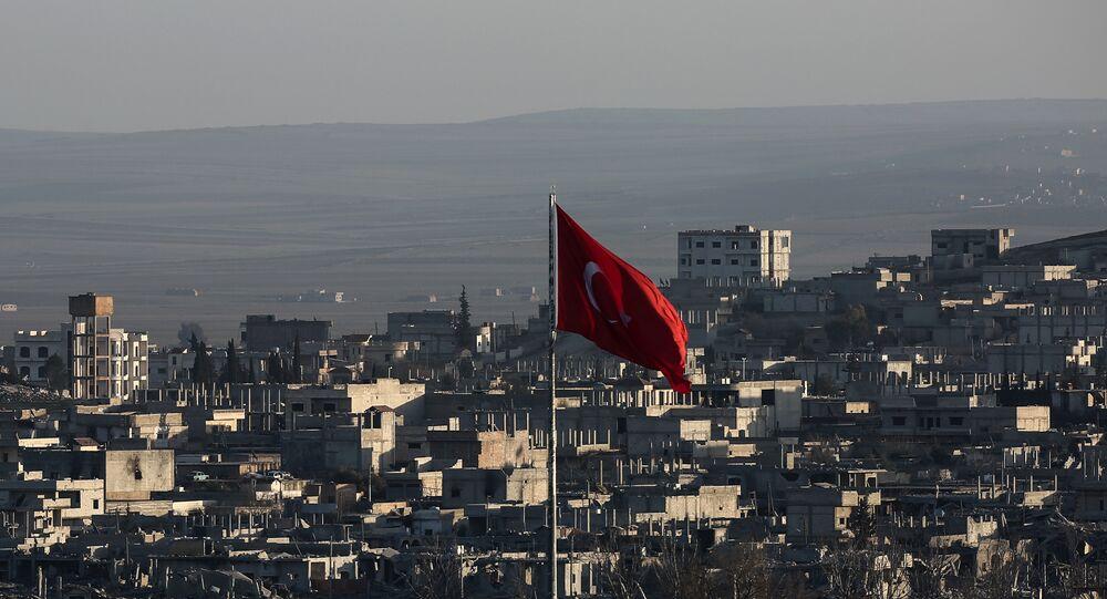 Bandiera della Turchia