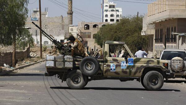 Ribelli in Yemen - Sputnik Italia