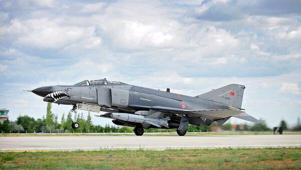 Turkish Air Force F4E Phantom II - Sputnik Italia