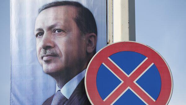 Presidente della Turchia Recep Tayyip Erdogan - Sputnik Italia