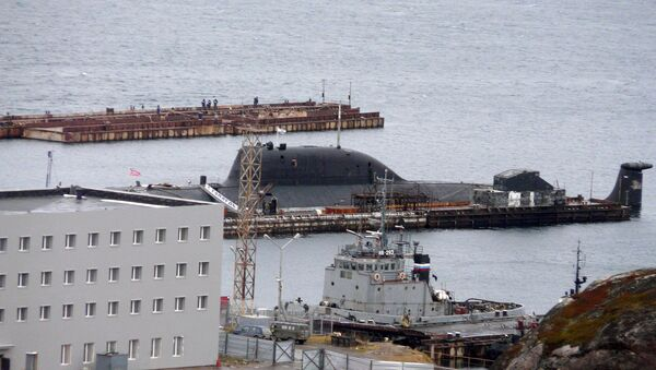 Il sottomarino russo Ghepard - Sputnik Italia