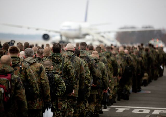 Soldati della Bundeswehr (foto d'archivio)