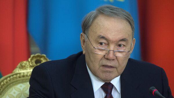 Nursultan Nazarbayev - Sputnik Italia