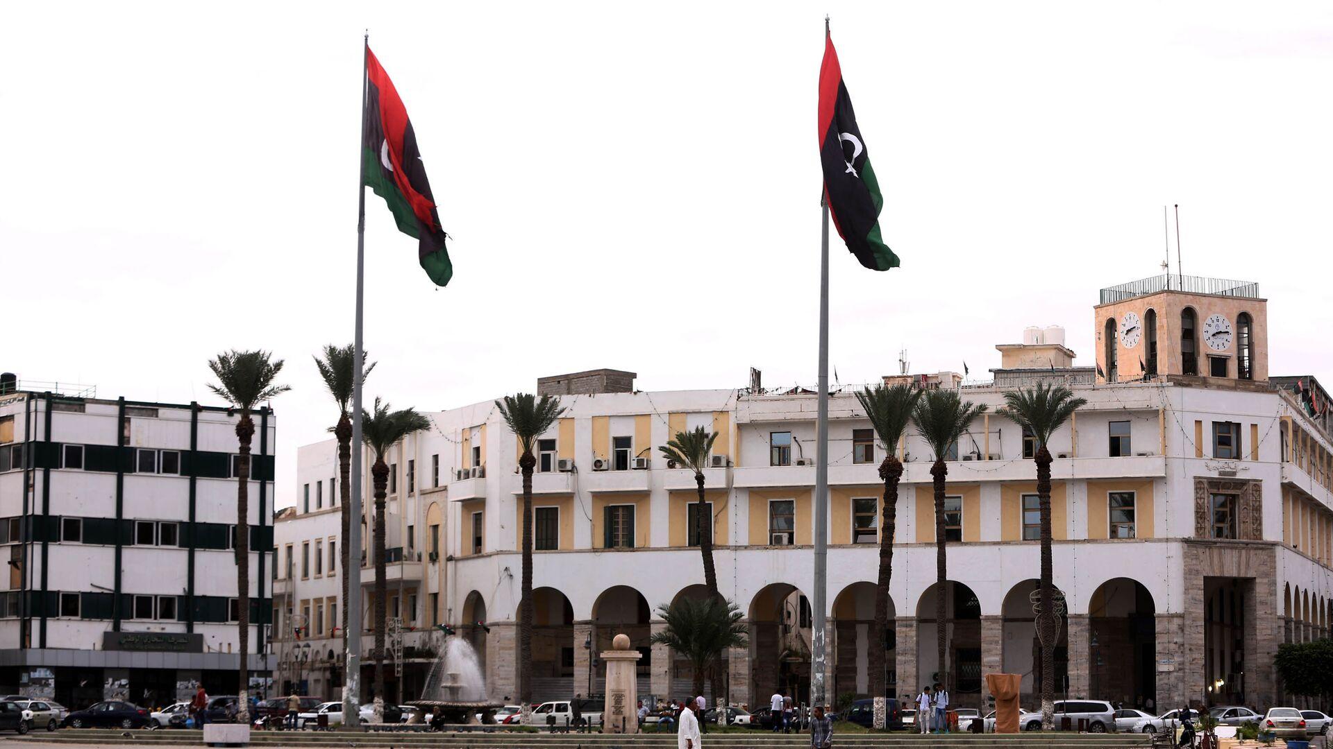 La piazza Martyrs a Tripoli, Libia - Sputnik Italia, 1920, 21.06.2021