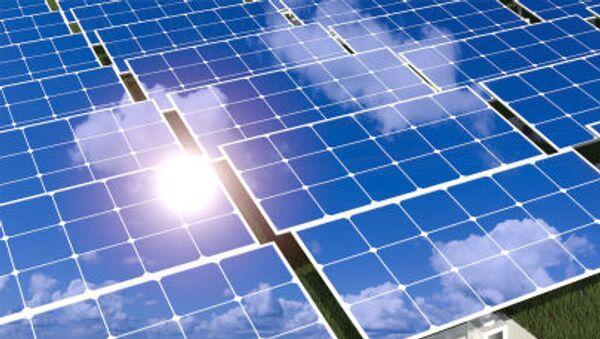 Batteria solare - Sputnik Italia
