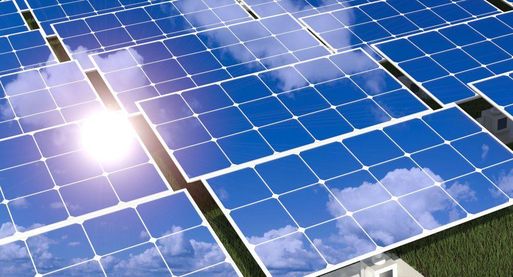 Batterie solari