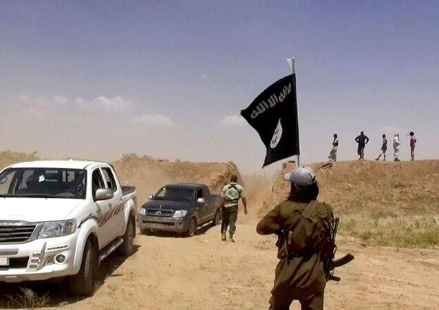 Combattenti dell'ISIS (foto d'archivio)