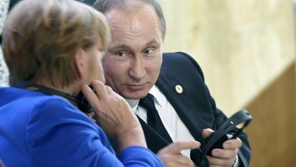 Gli incontri di Vladimir Putin al Cop21. - Sputnik Italia