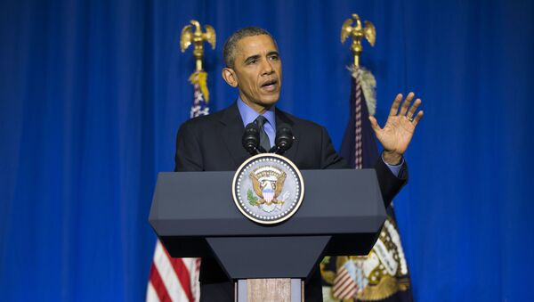 Barack Obama - Sputnik Italia
