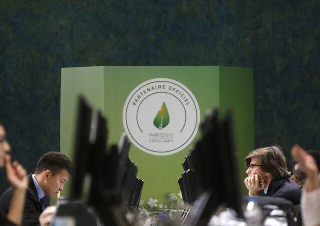 La conferenza ONU sui cambiamenti climatici COP21 a Parigi