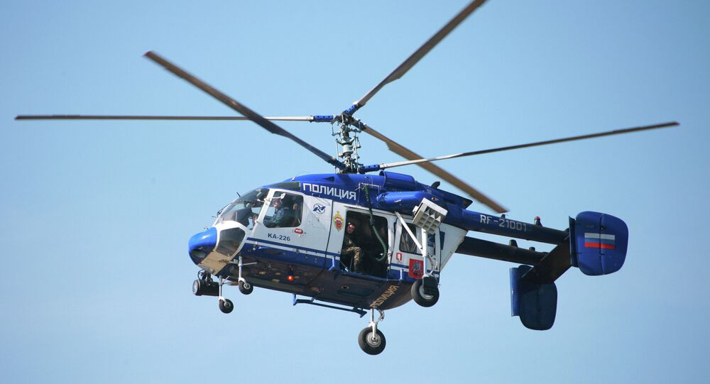 L'elicottero Ka-226