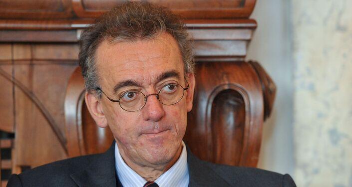 Alessandro Pansa, ex ad di Finmeccanica.
