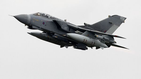 Tornado della Royal Air Force (Raf, Aviazione Gran Bretagna) - Sputnik Italia