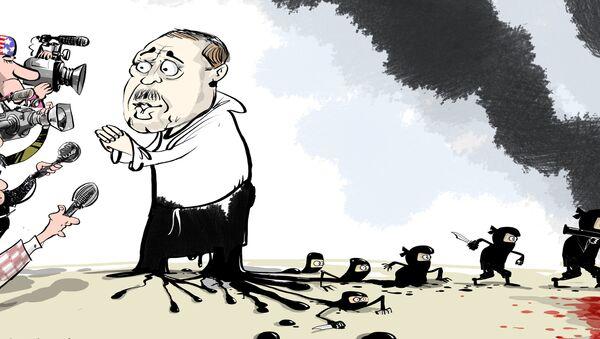 Erdogan - Sputnik Italia