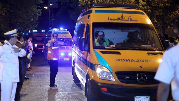 Ambulanza in Egitto - Sputnik Italia
