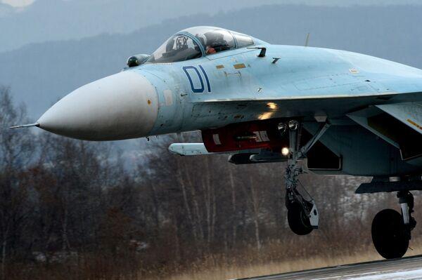 Territorio del Litorale: esercitazioni tattiche dei caccia. - Sputnik Italia