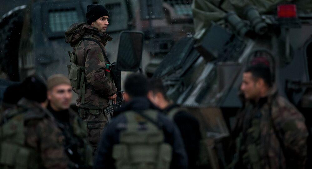Militari turchi in Iraq