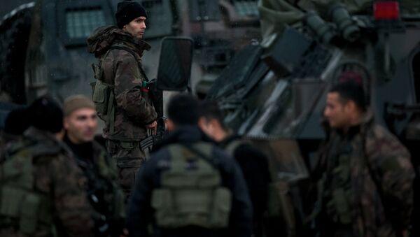 Militari turchi in Iraq - Sputnik Italia